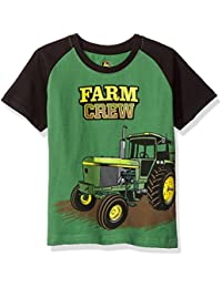 Big Boys' Farm Crew Tee