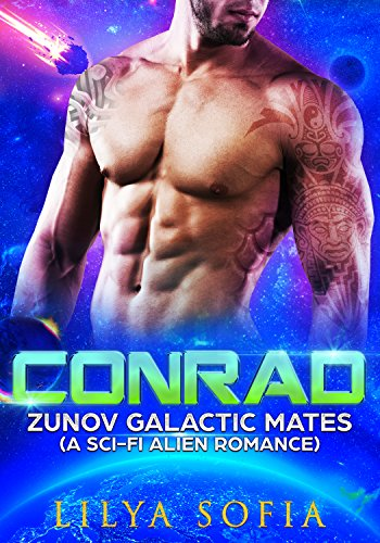CONRAD: (Slion Shifter Wars) A Sci-Fi Alien Romance