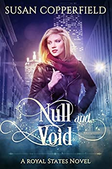 Null and Void: A Royal States Novel by [Copperfield, Susan]