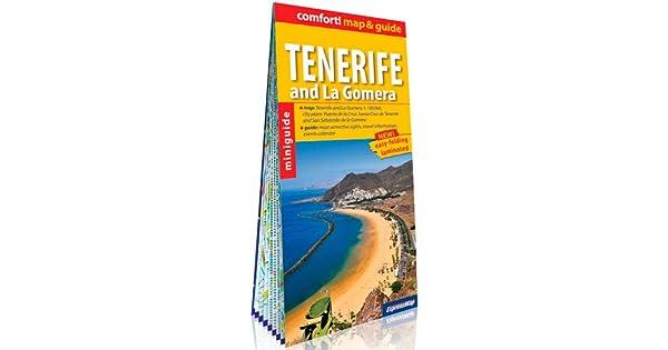 Amazon.com: Tenerife and La Gomera Miniguide: EXP.MG548 ...