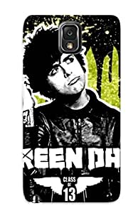 New TBtKvUi2660Wqxyz Green Day Tpu Cover Case For Galaxy Note 3 - Best Gift Choice For Christmas