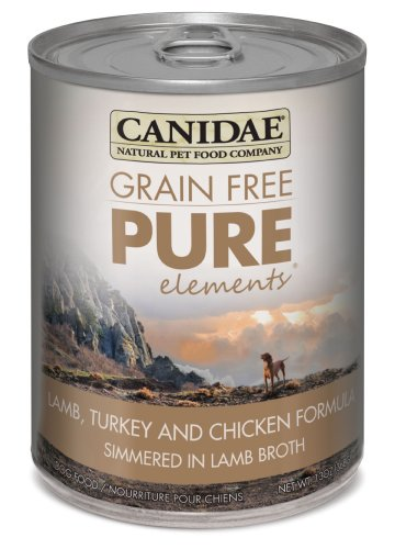 Canidae Elements Formula Multi Proteins 12 pack