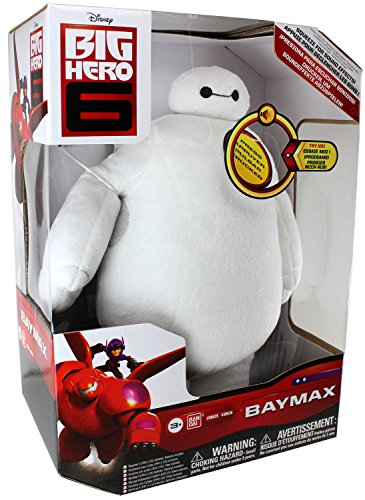 big hero 6 10 u0026quot  baymax plush figure with sound effects