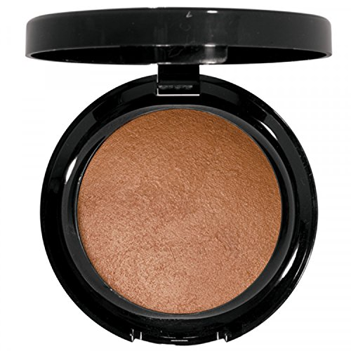 Bronzing Powder in a Medium Shade of South Beach Leaves Skin with a Sunkissed Touched by the Sun Glow (Skin Bronzing Powder)