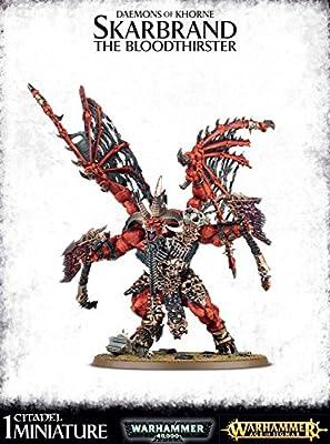 Daemons of Khorne Skarbrand from Games Workshop