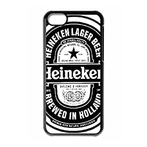 iPhone 5C Heineken Logo pattern design Phone Case HHL1143466