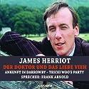 Ankunft in Darrowby/Trickie Woo's Schwester (Der Doktor und das liebe Vieh) Hörbuch von James Herriot Gesprochen von: Frank Arnold