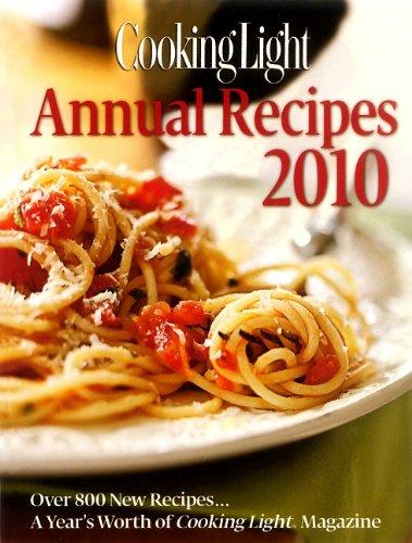Best cooking light cookbook 2010