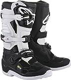 Alpinestars Tech 3 Stella Women's Motocross Off-Road Motorcycle Boots 2018 Version Black/White, Size 9