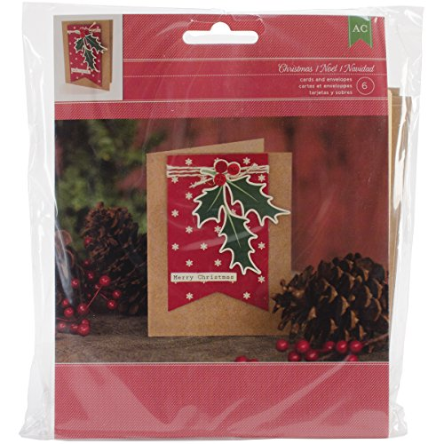 American Crafts Christmas Card Kit