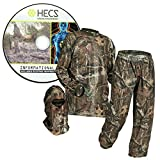 HECS Hunting 3-Piece Suit - Mossy Oak Break-Up...