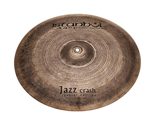 ISTANBUL AGOP イスタンブール アゴップ / Special Edition Series Jazz Crash 18インチ ジャズクラッシュ   B00TH29EP4