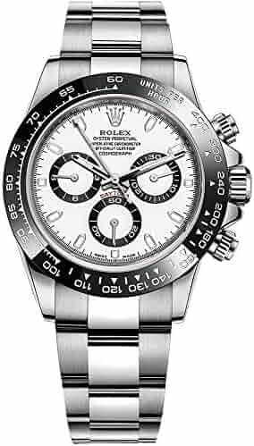 Rolex Cosmograph Daytona Luxury Men's Watch 116500LN-WHITE