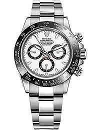 Cosmograph Daytona Luxury Men's Watch 116500LN-WHITE
