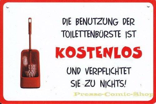 Plastikschild Postkarte Coole Schilder Die Benutzung Der