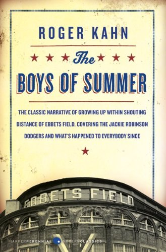 Book cover for The Boys of Summer