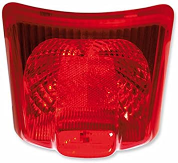 Vicma Tail Light E Marked For Vespa Gt Gts Gtv Auto