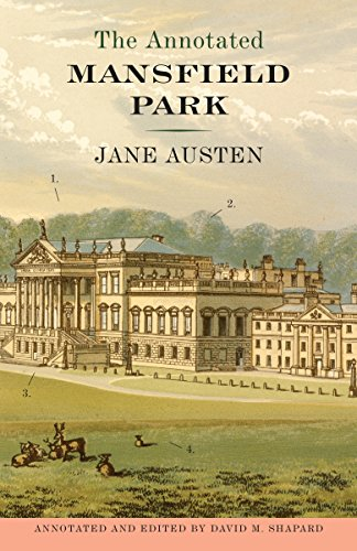 The Annotated Mansfield Park by Anchor