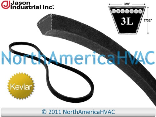 6741 - GATES Super Heavy Duty Kevlar Aramid All Purpose V-Belt 3L410 3/8