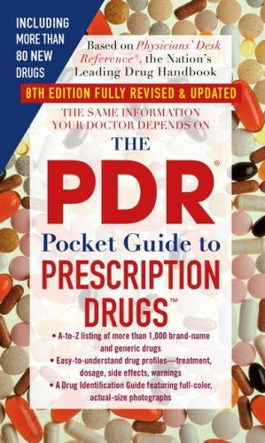 The PDR Pocket Guide to Prescription Drugs, 8th Edition (EAN) (Physicians' Desk Reference Pocket Guide to Prescription Drugs)