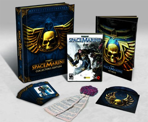(Warhammer 40,000: Space Marine Limited Collector's Edition -)