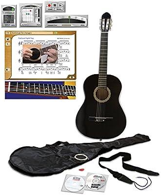 eMedia esencial Pack de guitarra [versión antigua]: Amazon.es ...