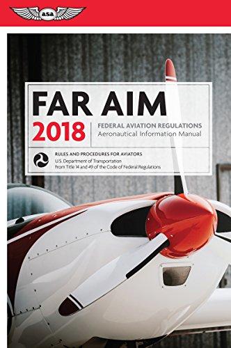 Picture of a FARAIM 2018 Federal Aviation Regulations