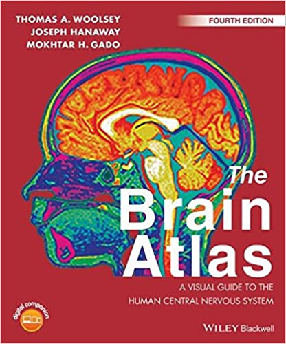 The Brain Atlas A Visual Guide To The Human Central Nervous System