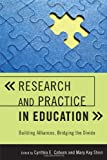 Research and Practice in Education, Mary Kay Stein, 0742564061