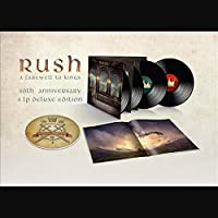 A Farewell To Kings (40th Anniversary 4LP Vinyl Deluxe)