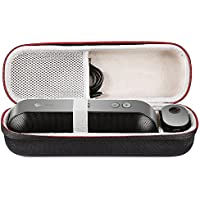 Poschell Case for Apple Dr. Dre Beats Pill+ Pill Plus Bluetooth Portable Wireless Speaker Travel Carry Storage Bag Black