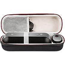 Poschell Case for Apple Dr. Dre Beats Pill+ Pill Plus Bluetooth Portable Wireless Speaker Travel Carry Storage Bag Black