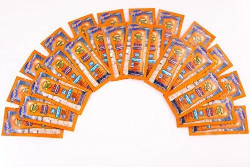 Banana Boat Sunscreen Protection Packets
