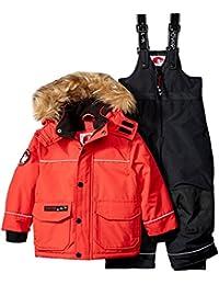 "Canada Weather Gear Little Boys' Toddler ""Snow Peak"" 2-Piece Snowsuit"