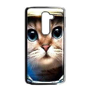 Lovely Grumpy Cat Cartoon Phone Case For LG G2 EQ56210