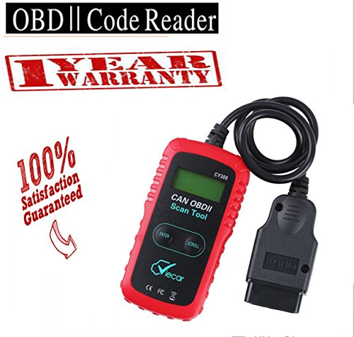 OBDII Car Vehicle Fault Code Reader Auto Diagnostic Scan Tool,Xiaoyi Car Scanner Professional Diagnostic ,One Click to Complete Diagnosis!