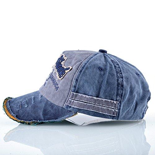 Meaeo Volver Snap Caps Hombres Primavera Gorra Unisex Carta Hip Hop Hat Para Hombres Casual Papá Ajustable Sombreros