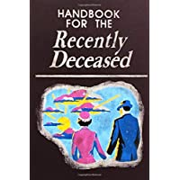 Handbook for the Recently Deceased: Plain Unruled Notebook Journal (6 x 9, Easy to Carry) - Inspired by The Manual for Ghosts from Tim Burton's 1988 classic Beetlejuice