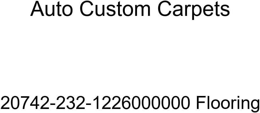 Auto Custom Carpets 20742-232-1226000000 Flooring