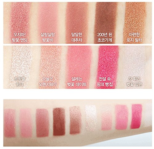 Personal Color Palette Pro Warm Tone Lips by Etude House #6