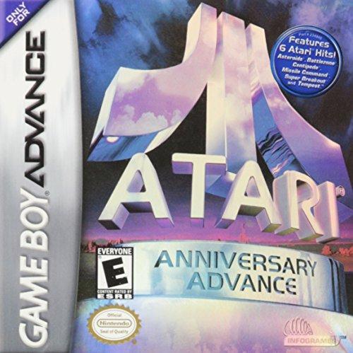 Atari Anniversary Advance - Anniversary Train