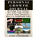 Personal Growth Journal: Set Your Life Goals, Track Your Progress, Have a Fulfilling Life