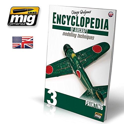 Encyclopedia航空機のモデリングテクニックボリューム3   B018RBDYWO