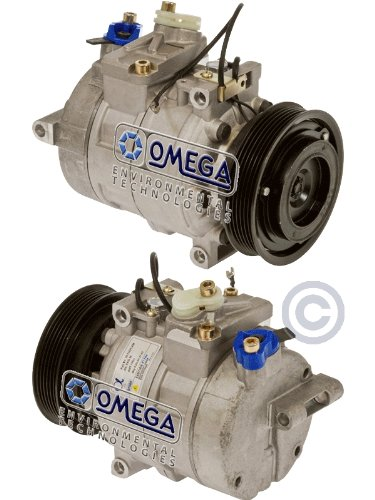 (Omega Environmental Technologies 20-11021AM A/C Compressor W/Clutch)