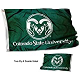 Colorado State Rams Double-Sided 3x5 Flag
