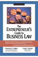 The Entrepreneur's Guide to Business Law Paperback