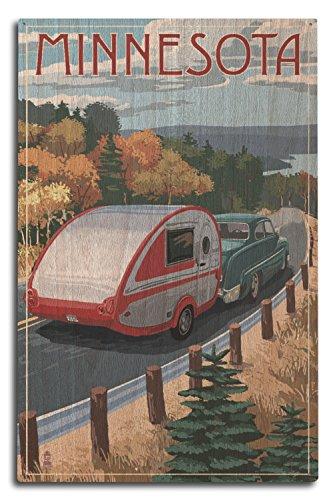camper birch wall art - 9