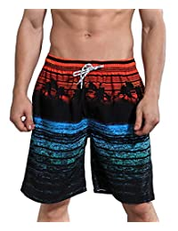 MILANKERR Men's Swim Trunk
