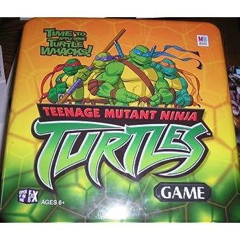 Amazon.com: Teenage Mutant Ninja Turtles Scrabble Juego ...