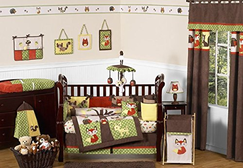 Easily Shop Amp Find Funky Crib Bedding With Trees Today